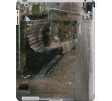 Favela Laneway in Rio iPad Case/Skin