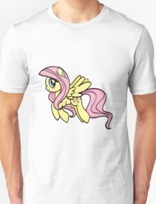 Fluttershy: Element of Kindness Unisex T-Shirt