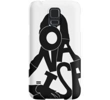 La Gioconda Samsung Galaxy Case/Skin