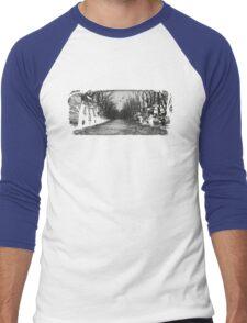 The Shortcut - black Men's Baseball ¾ T-Shirt