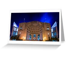 The Shoe at Night #2 Greeting Card