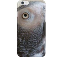 WHAT IS SHE THINKING? iPhone Case/Skin