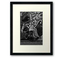 Graffiti #1 Framed Print
