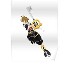 Sora (Kingdom Hearts) Poster