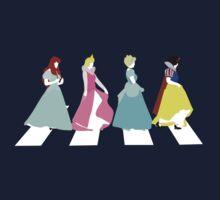 """Princesses Abbey Road"" Kids Clothes"