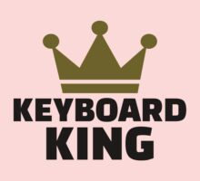 Keyboard King Kids Clothes