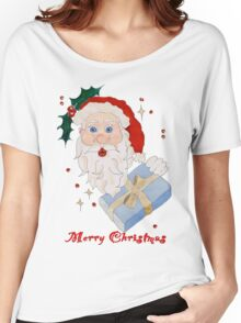 Merry Christmas Everyone! Women's Relaxed Fit T-Shirt