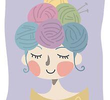 Knit Wit by nerdfuffle