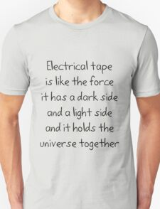 Electrical tape T-Shirt