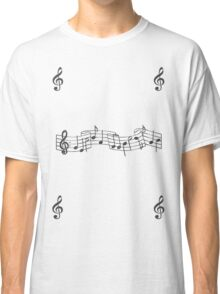 Love For Music Classic T-Shirt