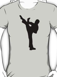 Karate kickboxing T-Shirt
