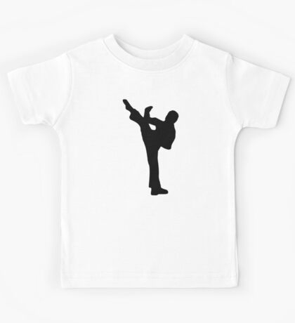 Karate kickboxing Kids Tee