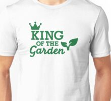 King of the Garden Unisex T-Shirt
