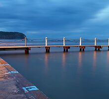 Six to One - Narrabeen, NSW by Malcolm Katon