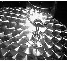 Empty Glass..... Photographic Print