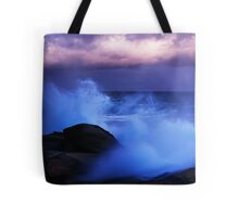 The Poetry of Chaos Tote Bag
