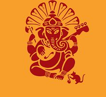 Ganesh plugged in - Large! Unisex T-Shirt