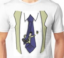 Cute Castiel and bee Unisex T-Shirt