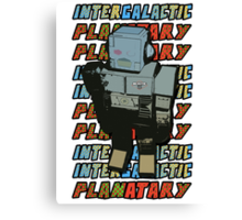 Beastie Boys - Intergalactic Planatary Canvas Print