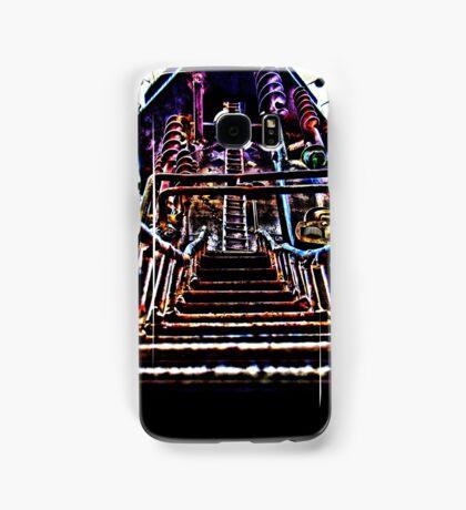 Psychedelic Castle Samsung Galaxy Case/Skin