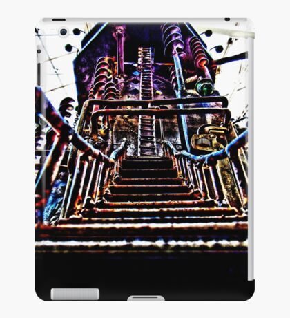 Psychedelic Castle iPad Case/Skin