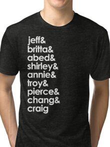 Study Group Tri-blend T-Shirt