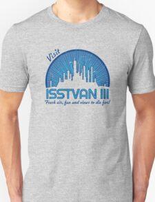 Visit (dark blue) T-Shirt
