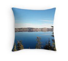 Crater Rim Throw Pillow