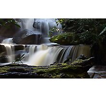 Lower Somersby Falls - Gosford, NSW Photographic Print