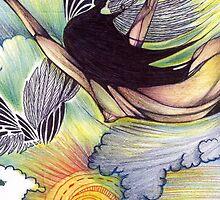 flying dream by moynagh
