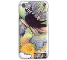 flying dream iPhone Case/Skin