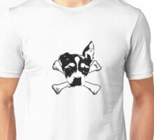 Pipsqueak The Mighty Cross Bones Unisex T-Shirt