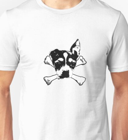 Pipsqueak The Mighty Cross Bones Unisex T-Shirt
