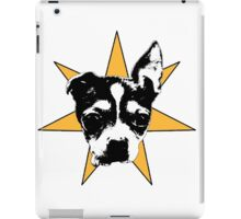 Pipsqueak The Mighty Is a Star iPad Case/Skin