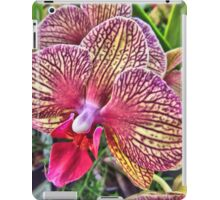 Orchid iPad Case/Skin