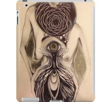 between heaven and earth iPad Case/Skin