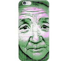The soft look your eyes had once... iPhone Case/Skin