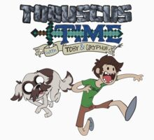 Tobuscus Time Kids Tee