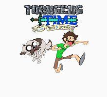 Tobuscus Time Men's Baseball ¾ T-Shirt