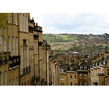 Bath views Photographic Print