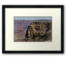 On the Wing Of An Angel Framed Print
