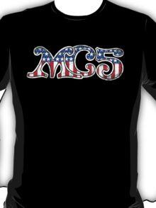 MC5 - Stars & Stripes (distressed) T-Shirt