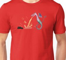 Tail of the dragon Unisex T-Shirt