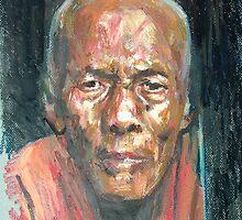 Monk by Josh Bowe
