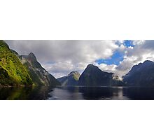Milford Sound - New Zealand Photographic Print