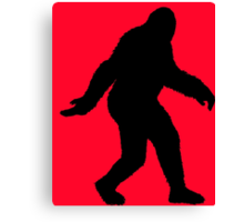 Sasquatch Canvas Print