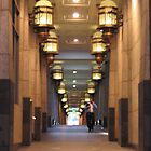 Passage Walk 333 Collins St, Melbourne by Denise Martin
