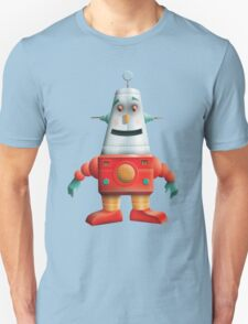 Happy Robot Unisex T-Shirt