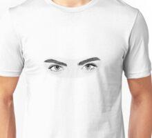 Cara Delevigne Eyes Unisex T-Shirt