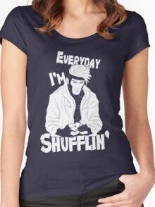 Master Shuffler Women's Fitted Scoop T-Shirt